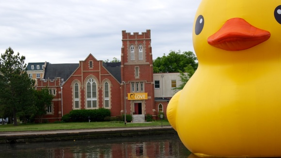 Quackers and the Church (1)