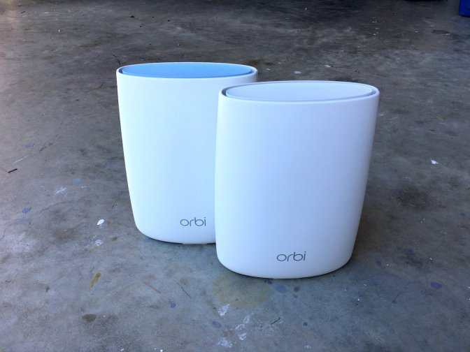 New WiFi for Chaos Manor