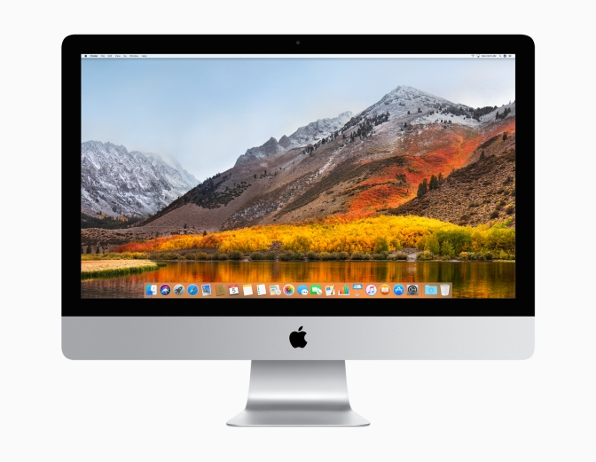 A New iMac On Its Way